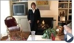 Feng Shui Attracting Wealth Tips - Living Room